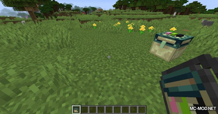 Linked Storage mod for Minecraft (7)
