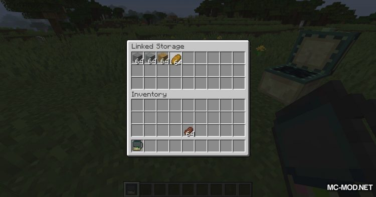 Linked Storage mod for Minecraft (9)