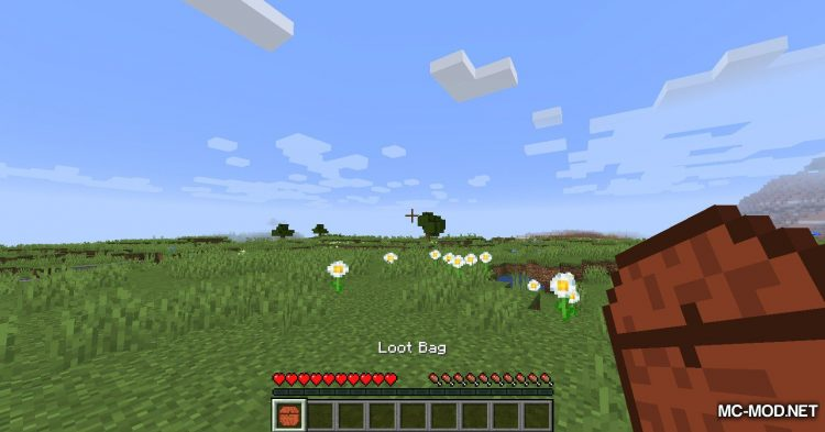 Loot Bag Mod mod for Minecraft (5)