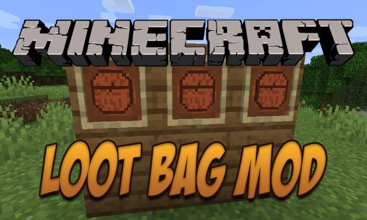 Loot Bag Mod mod for Minecraft logo