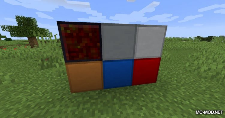 Lots O_ Ores mod for Minecraft (6)