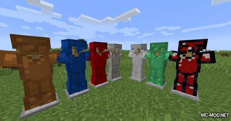 Lots O_ Ores mod for Minecraft (7)