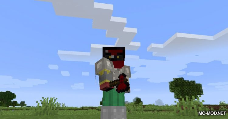 Lots O_ Ores mod for Minecraft (9)