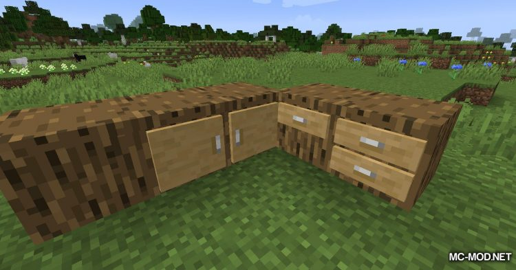 Macaw_s Furniture mod for Minecraft (10)