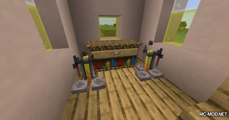 Macaw_s Furniture mod for Minecraft (5)