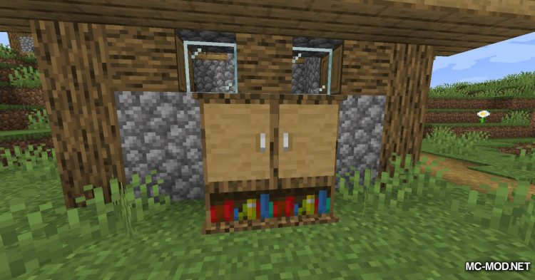 Macaw_s Furniture mod for Minecraft (6)