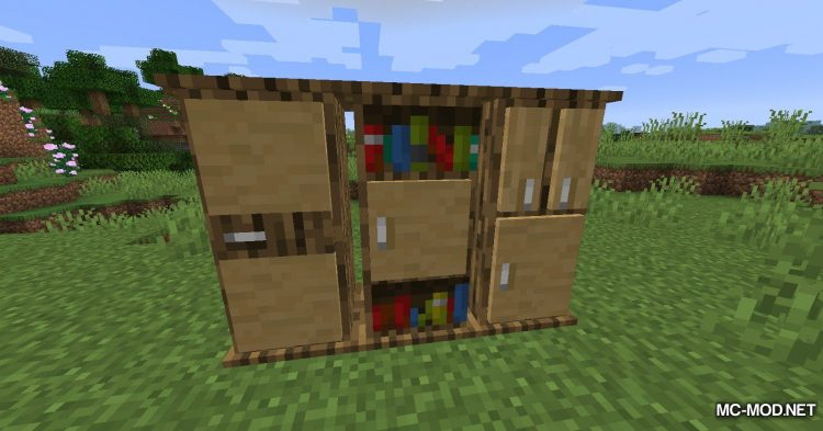 Macaw_s Furniture mod for Minecraft (7)