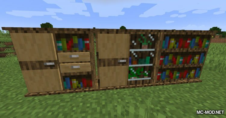 Macaw_s Furniture mod for Minecraft (8)