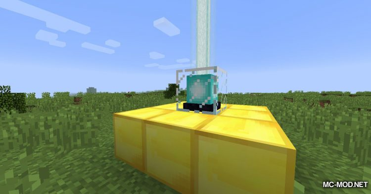 Magic Feather mod for Minecraft (4)
