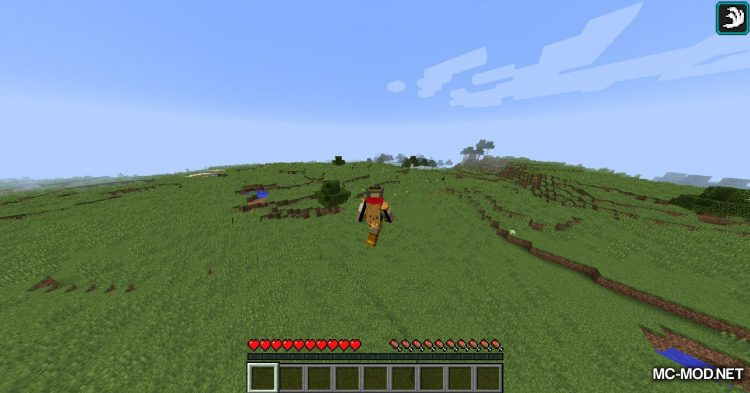 Magic Feather mod for Minecraft (6)