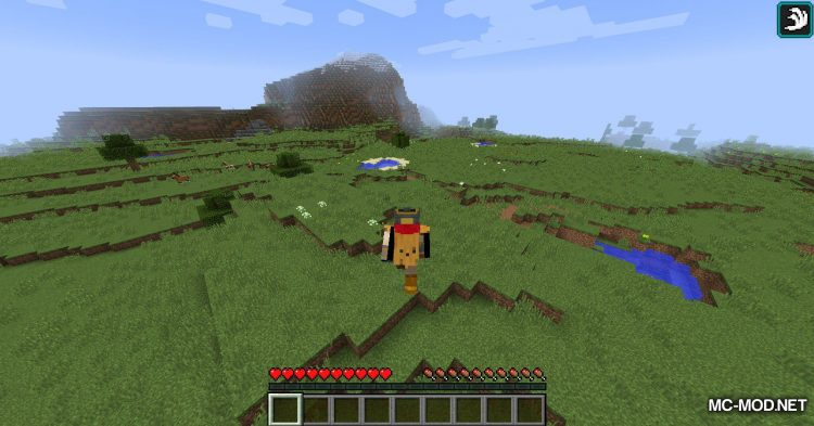 Magic Feather mod for Minecraft (7)