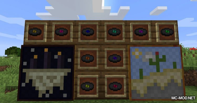 Music_PaintingZ mod for Minecraft (11)