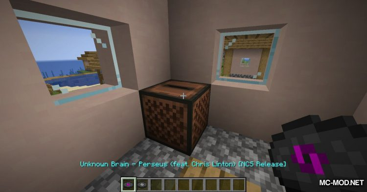 Music_PaintingZ mod for Minecraft (4)