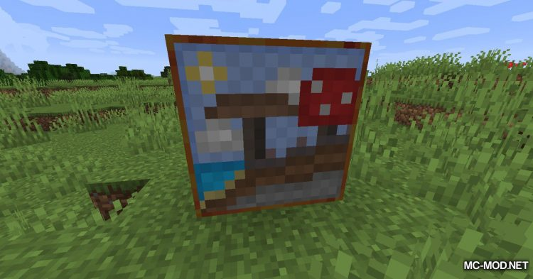 Music_PaintingZ mod for Minecraft (9)