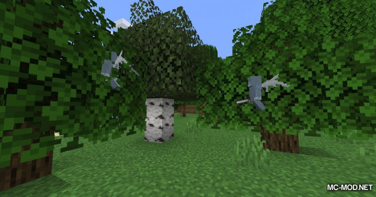 Naturally Spawning Vex mod for Minecraft (3)