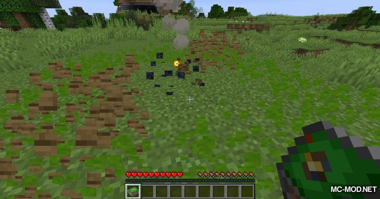 Nomad Books mod for Minecraft (6)