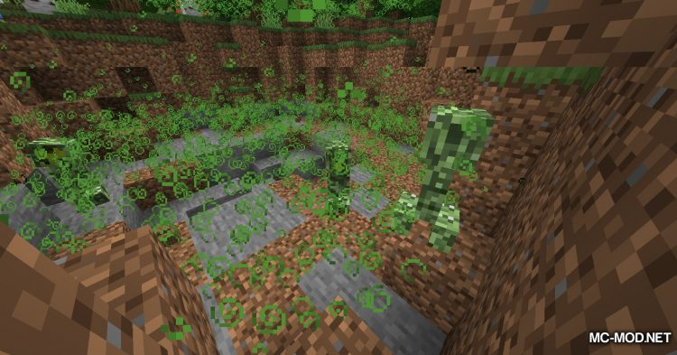 Not Enough Creepers mod for Minecraft (15)