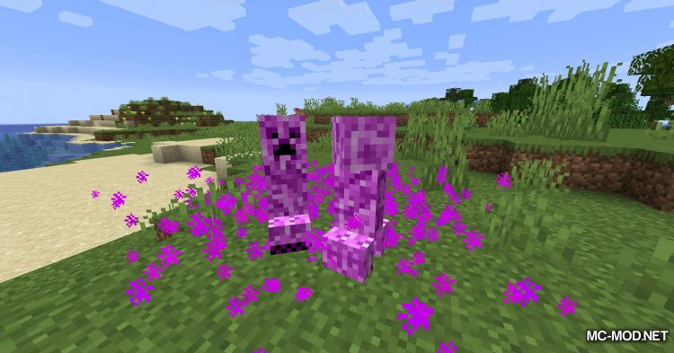 Not Enough Creepers mod for Minecraft (8)