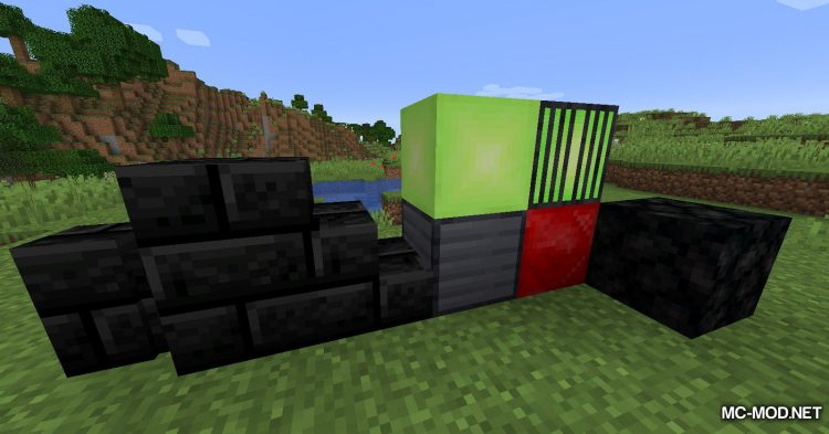 Ores n_Tools mod for Minecraft (14)