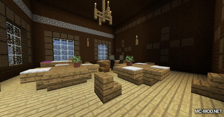 Respect Your Elders mod for Minecraft (1)