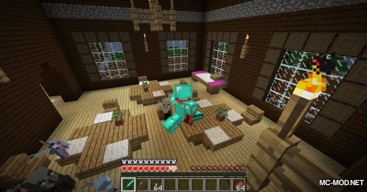 Respect Your Elders mod for Minecraft (2)