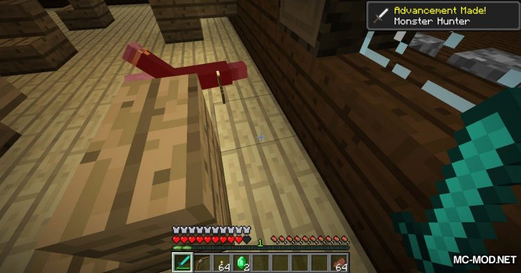 Respect Your Elders mod for Minecraft (4)