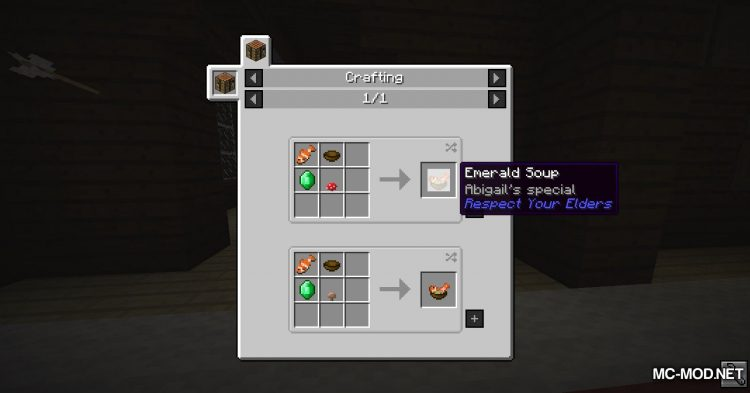 Respect Your Elders mod for Minecraft (5)