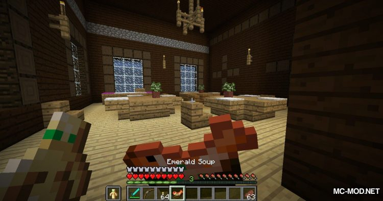 Respect Your Elders mod for Minecraft (6)