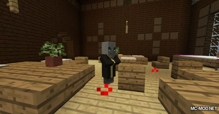 Respect Your Elders mod for Minecraft (8)