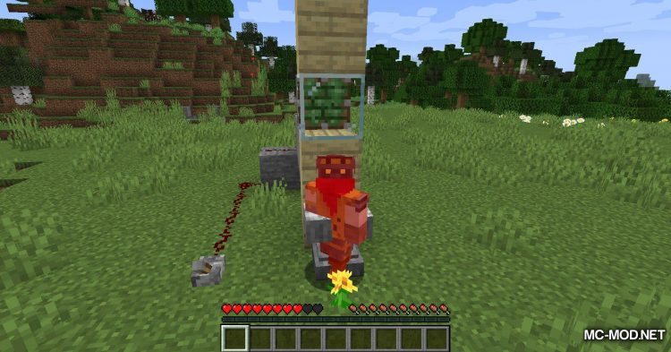 Strong And Fair Anvils mod for Minecraft (9)