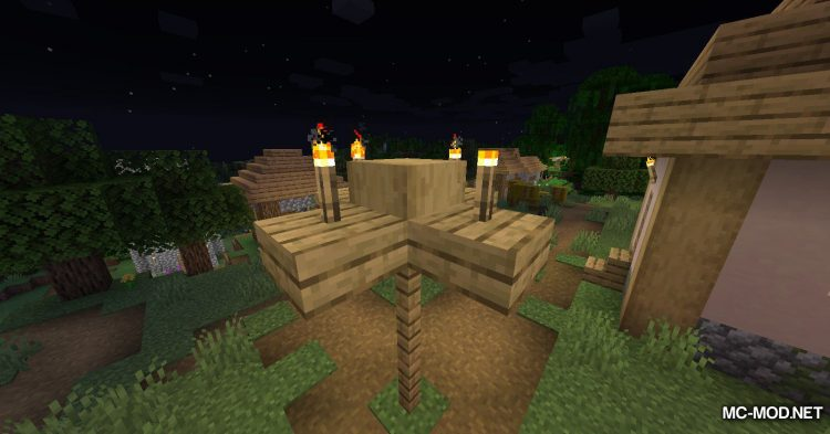 Torch Slabs Mod mod for Minecraft (7)