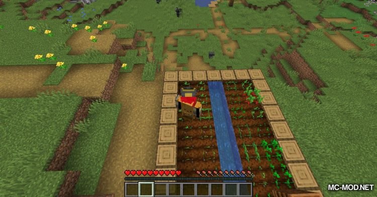 Trample Stopper mod for Minecraft (3)