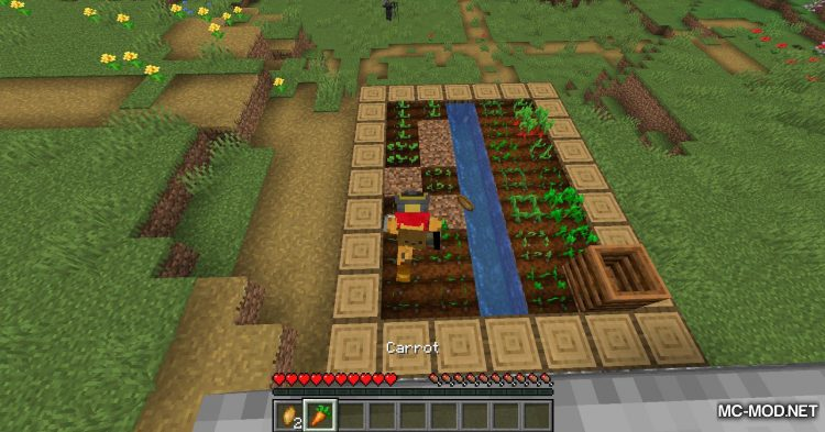 Trample Stopper mod for Minecraft (4)