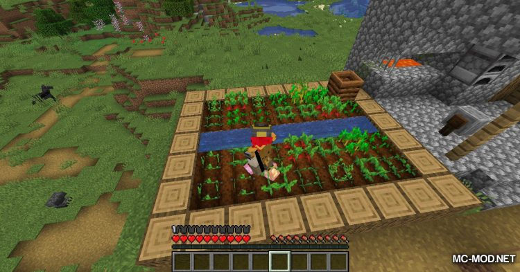 Trample Stopper mod for Minecraft (6)