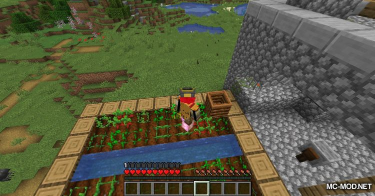 Trample Stopper mod for Minecraft (7)