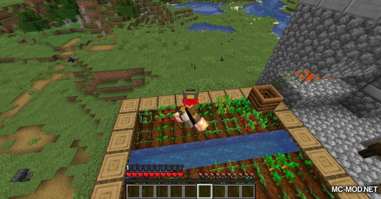 Trample Stopper mod for Minecraft (8)