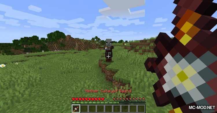 Useless Sword mod for Minecraft (10)