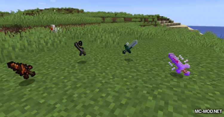 Useless Sword mod for Minecraft (16)