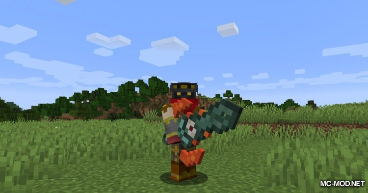 Useless Sword mod for Minecraft (2)