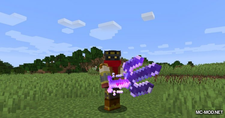 Useless Sword mod for Minecraft (4)