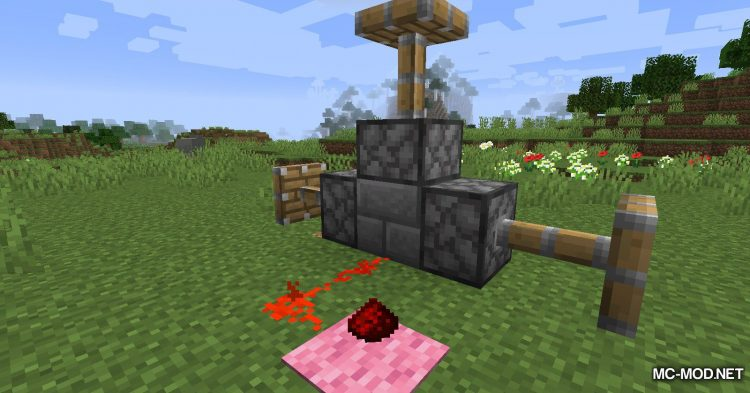 Wool Pressure Plates mod for Minecraft (8)