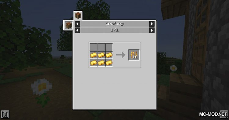 Additional Bars mod for Minecraft (2)