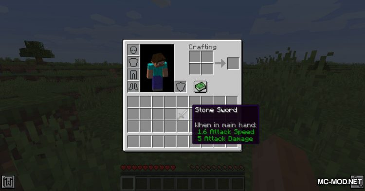 Attack Speed Enchantment mod for Minecraft (2)