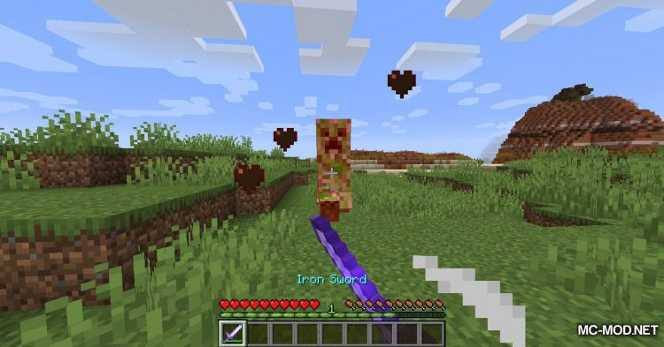 Attack Speed Enchantment mod for Minecraft (7)