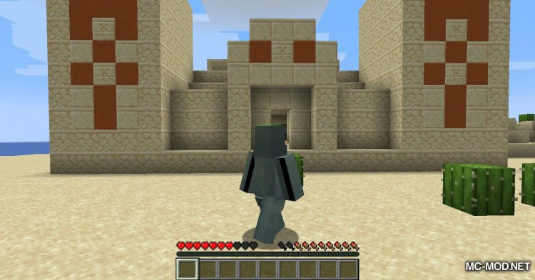Auto-Run mod for Minecraft (8)