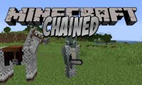 Chained mod for Minecraft logo