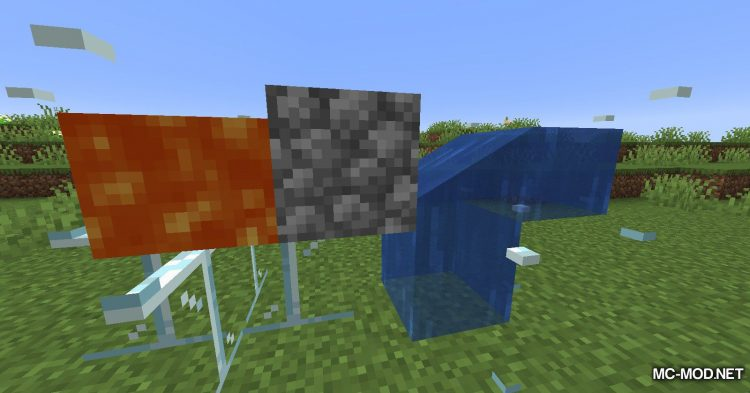 Extreme Cobble Generator mod for Minecraft (2)