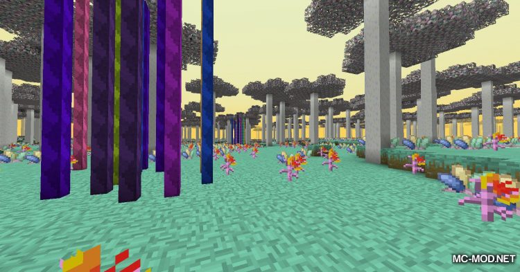 Gaia Dimension mod for Minecraft (20)