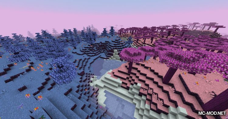 Gaia Dimension mod for Minecraft (7)