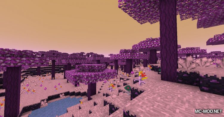 Gaia Dimension mod for Minecraft (8)